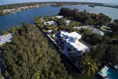 Nokomis FL Single Family Home For Sale: $2,950,000