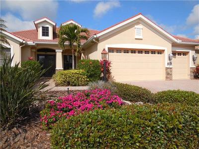 Lakewood Ranch Single Family Home For Sale: 14919 Bowfin Terrace