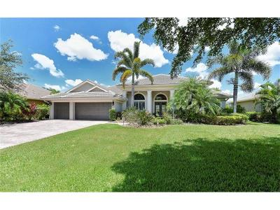 Sarasota Single Family Home For Sale: 3777 Eagle Hammock Drive