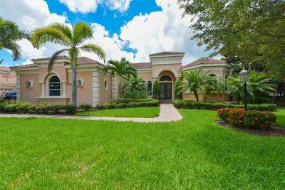 Lakewood Ranch Single Family Home For Sale: 12531 Highfield Circle