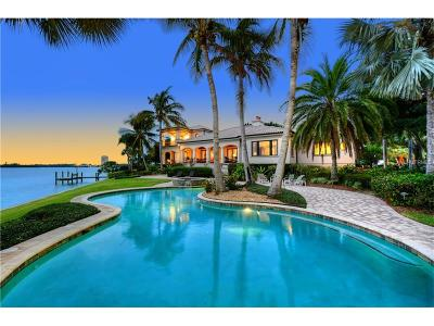 Sarasota FL Single Family Home For Sale: $9,995,000