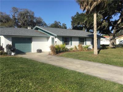 Palmetto Single Family Home For Sale: 614 Riverside Drive