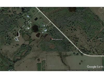 Myakka City Residential Lots & Land For Sale: 40250 Ballard Road