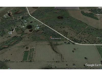 Myakka City Residential Lots & Land For Sale: 40340 Ballard Road