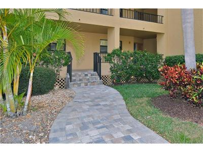 Sarasota Condo For Sale: 5740 Midnight Pass Road #F108