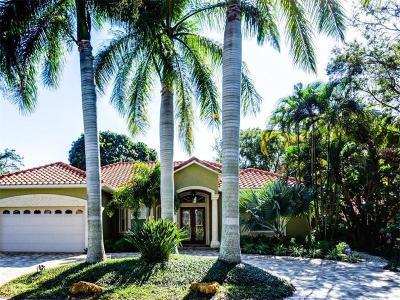 Sarasota Single Family Home For Sale: 1844 Oleander Street