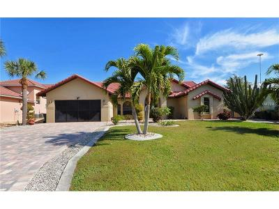Port Charlotte Single Family Home For Sale: 12558 Bacchus Road
