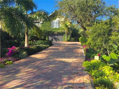 Sarasota FL Single Family Home For Sale: $5,995,000