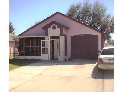 Bradenton FL Single Family Home For Sale: $163,000