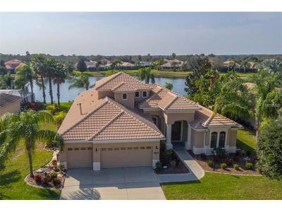 Lakewood Ranch Single Family Home For Sale: 12310 Greenbrier Way