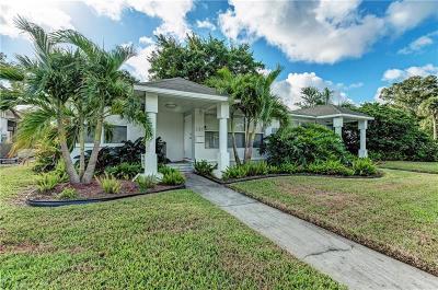 Tampa, Clearwater, Largo, Seminole, St Petersburg, St. Petersburg, Tierra Verde Rental For Rent: 235 Mateo Way NE