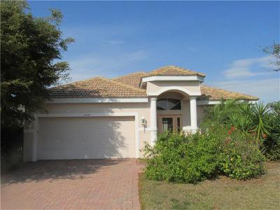 Venice Single Family Home For Sale: 11634 Dancing River Drive