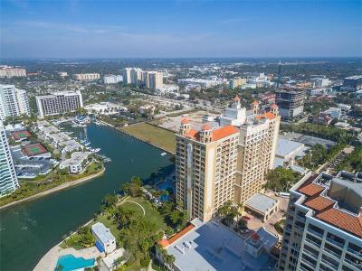 Sarasota Condo For Sale: 1111 Ritz Carlton Drive #1803