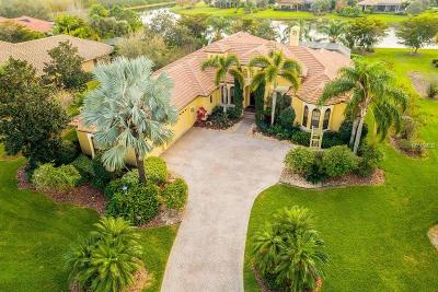 Sarasota Single Family Home For Sale: 7570 Preservation Drive