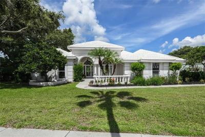 Sarasota Single Family Home For Sale: 8929 Wild Dunes Drive