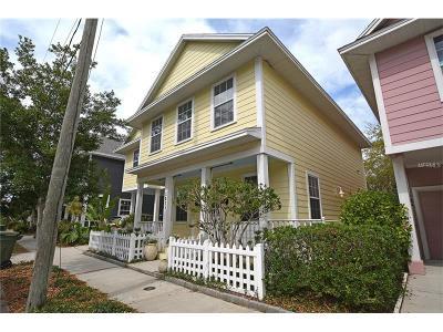Sarasota Single Family Home For Sale: 1833 Morrill Street