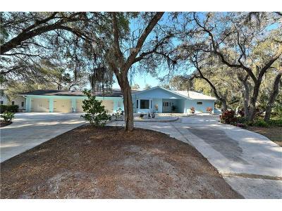 Sarasota Single Family Home For Sale: 5247 Box Turtle Circle