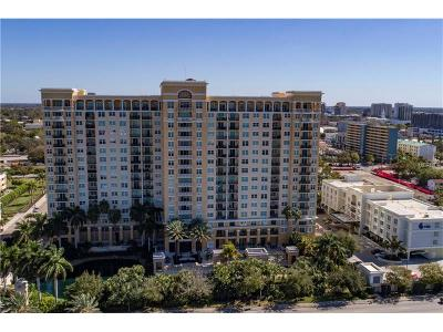 Sarasota Condo For Sale: 750 N Tamiami Trail #1011