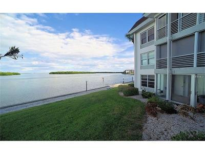 Longboat Key Condo For Sale: 4440 Exeter Drive #106