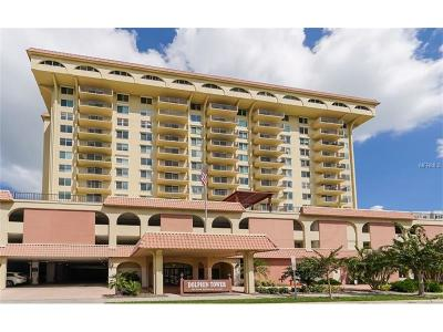 Sarasota Condo For Sale: 101 S Gulfstream Avenue #9J