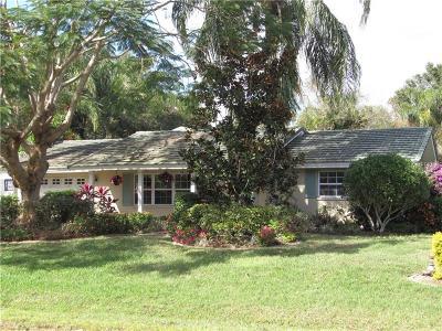 Sarasota Single Family Home For Sale: 7621 S Leewynn Drive