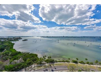 Sarasota Condo For Sale: 770 S Palm Avenue #1702