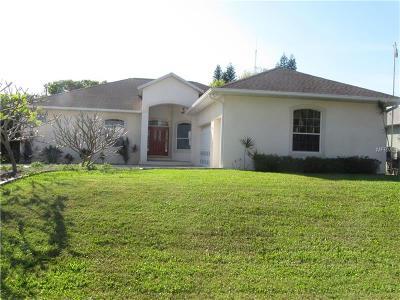 Palmetto Single Family Home For Sale: 1311 51st Avenue Drive W