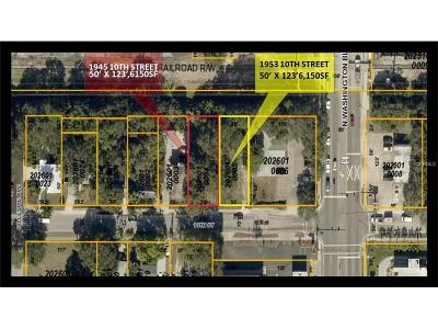 Residential Lots & Land For Sale: 1945 10th Street