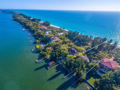 Nokomis, Osprey Single Family Home For Sale: 1224 N Casey Key Road