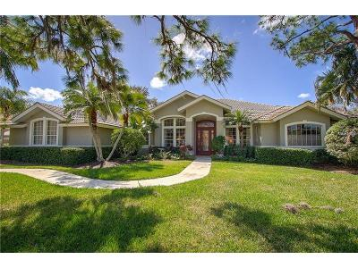 Single Family Home For Sale: 3788 Boca Pointe Drive