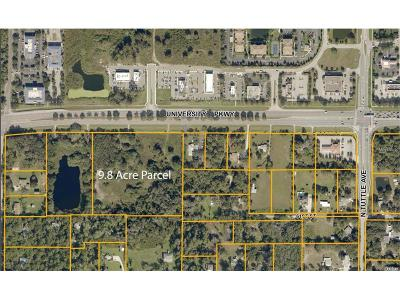 Sarasota Commercial For Sale: 2540 University Parkway