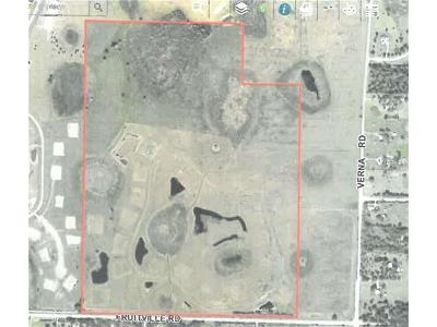 Sarasota County Residential Lots & Land For Sale: Fruitville Road