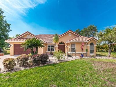 Bradenton Single Family Home For Sale: 10310 Baltusrol Place