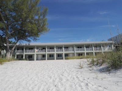 Bradenton Beach Condo For Sale: 2310 Gulf Drive N #206