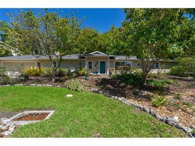 Sarasota Single Family Home For Sale: 2133 Oriole Drive