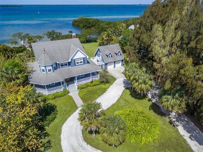 Palmetto Single Family Home For Sale: 2103 27th Avenue Boulevard W