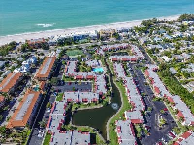 Bradenton Beach Condo For Sale: 1801 Gulf Drive N #117