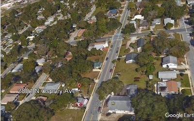 Sarasota Residential Lots & Land For Sale: 2801 N Osprey Avenue