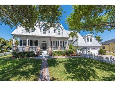 Palmetto Single Family Home For Sale: 4506 Pinfish Lane