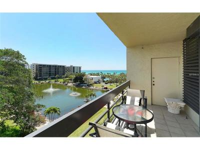 Longboat Key Condo For Sale: 1115 Gulf Of Mexico Drive #405
