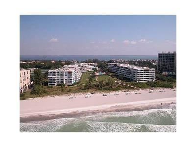 Longboat Key Condo For Sale: 1425 Gulf Of Mexico Drive #105