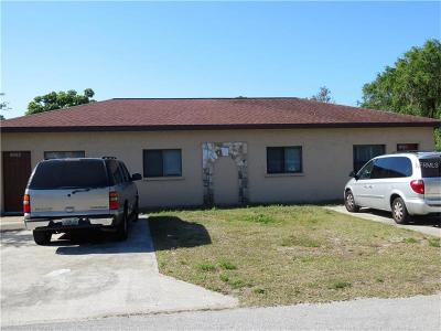 Bradenton Multi Family Home For Sale: 102 E 59th Avenue #A