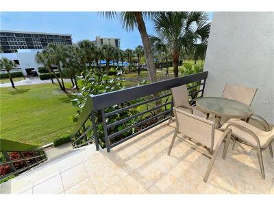 Longboat Key Condo For Sale: 1125 Gulf Of Mexico Drive #103