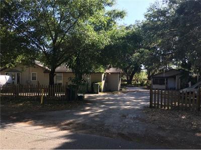 Bradenton Multi Family Home For Sale: 601 24th Street E #A
