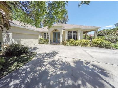 Bradenton Single Family Home For Sale: 6902 9th Avenue Drive NW