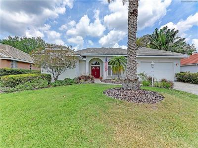 Sarasota Single Family Home For Sale: 4907 Old Tree Place