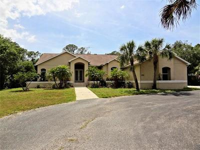 Venice Single Family Home For Sale: 370 N River Road
