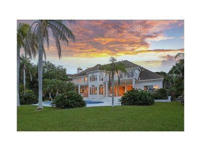 Longboat Key, Longboat Single Family Home For Sale: 501 Harbor Point Road