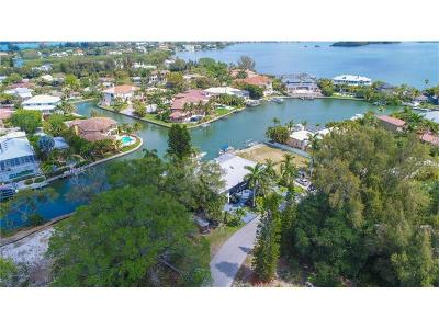 Siesta Key Single Family Home For Sale: 767 Tropical Circle