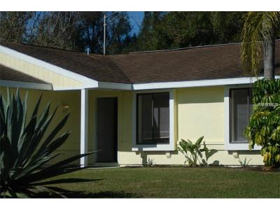 Sarasota County Single Family Home For Sale: 3121 Lockwood Lake Circle